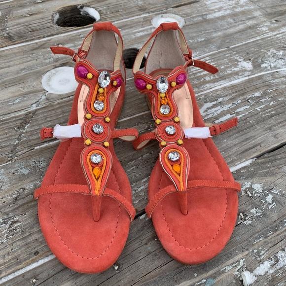 Donald J Pliner Bryce Strappy Sandals